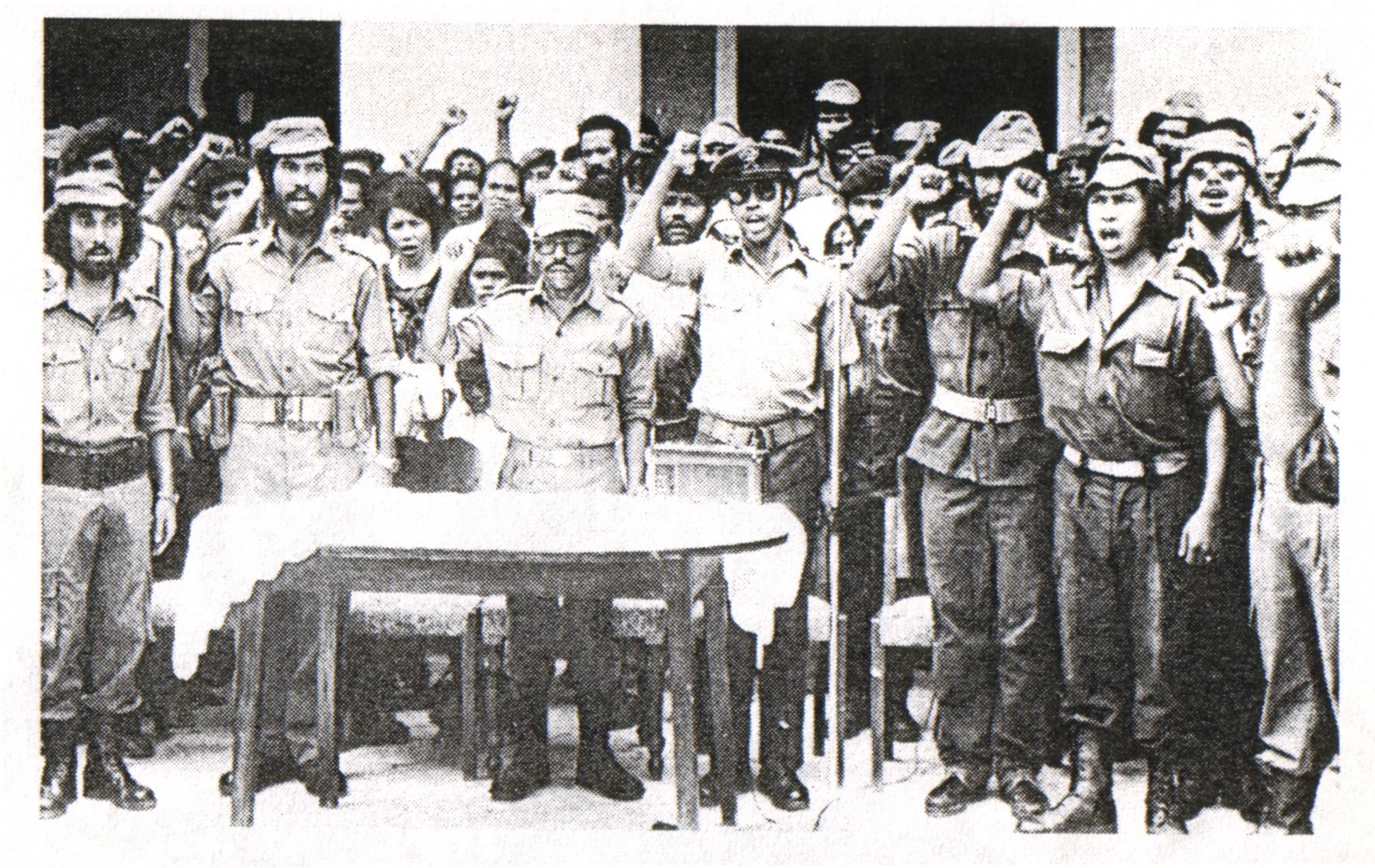 Peristiwa Sekitar Proklamasi Indonesia dan Proses Terbentuknya NKRI